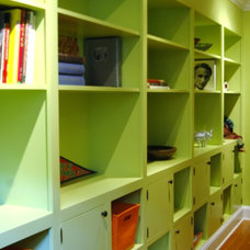 Contemporary Kids by New England Design & Construction