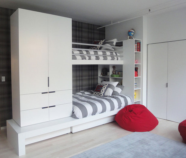 Moderno Bambini by Matter of Architecture