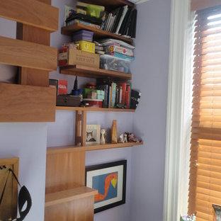 Kids' room - transitional kids' room idea in New York