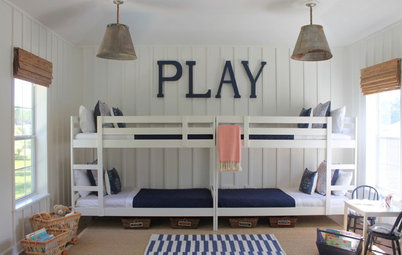 Beat the Midsummer Blahs — 10 Ways to Recharge a Kids' Space