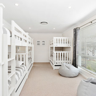 Photo of a beach style kids' room in Gold Coast - Tweed.