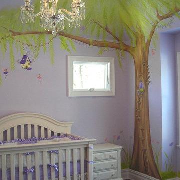 C- Alyssa's Princess Nursery