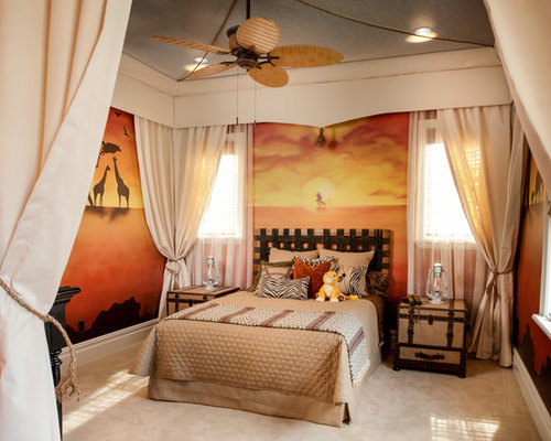 Caribbean Theme Bedroom Houzz