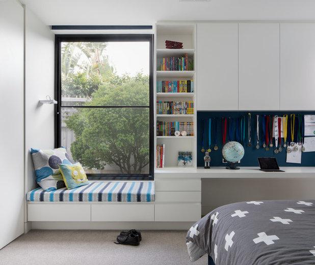 Modern Kids by Eco Edge Architecture + Interior Design