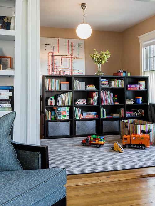 Mid Sized Victorian Gender Neutral Medium Tone Wood Floor Kidsu0027 Room Idea  In. Save Photo. Elms Interior Design Part 67