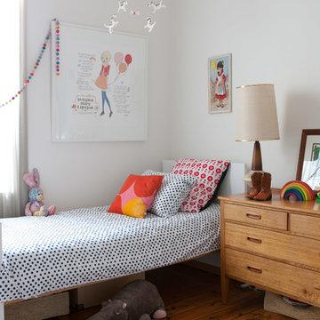 C&E House - One Small Room Design