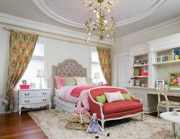 Candice Olson Little Girl's Bedroom