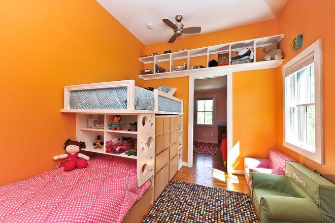 Contemporary Kids by Arlington Construction Management