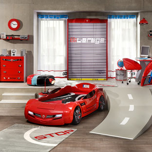Car bed kids bedroom - Dream Room