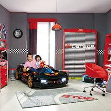 Modern Kids by Turbo Beds