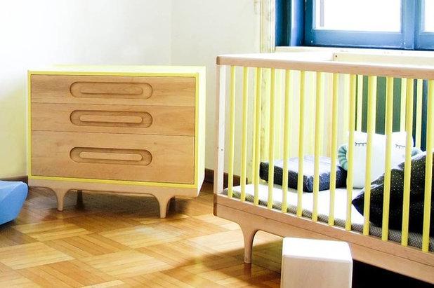 Moderne Chambre d'Enfant by ella+elliot