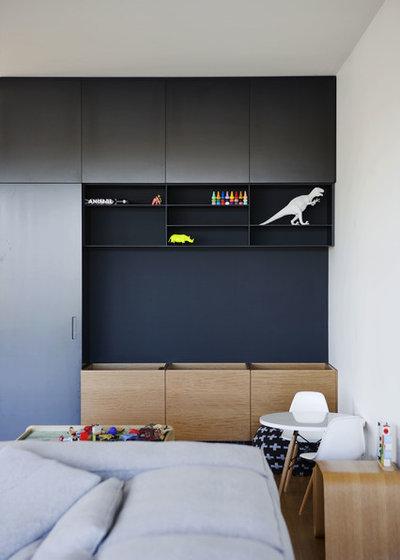 コンテンポラリー 子供部屋 by Watershed Design
