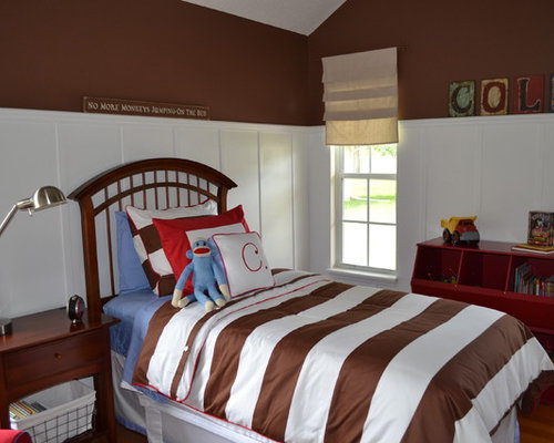 rooms with wainscoting kids' room design ideas, remodels  photos,
