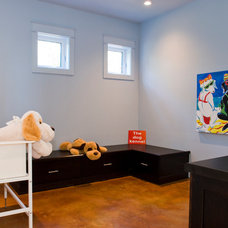Contemporary Kids by O'Shea Builders Inc.