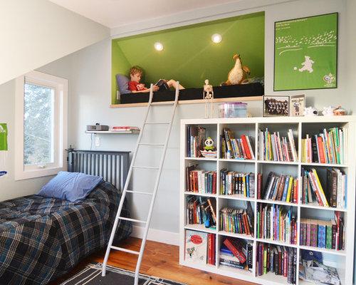Kids Bedroom Nook kids bedroom reading nook | houzz