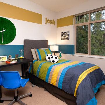 Casual Suite, Secret Ridge