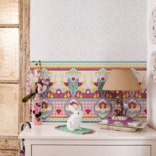 Eclectic Bedroom by Catalina Estrada