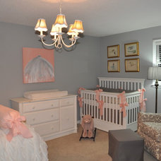 Traditional Kids by Kendal Boggs Interiors