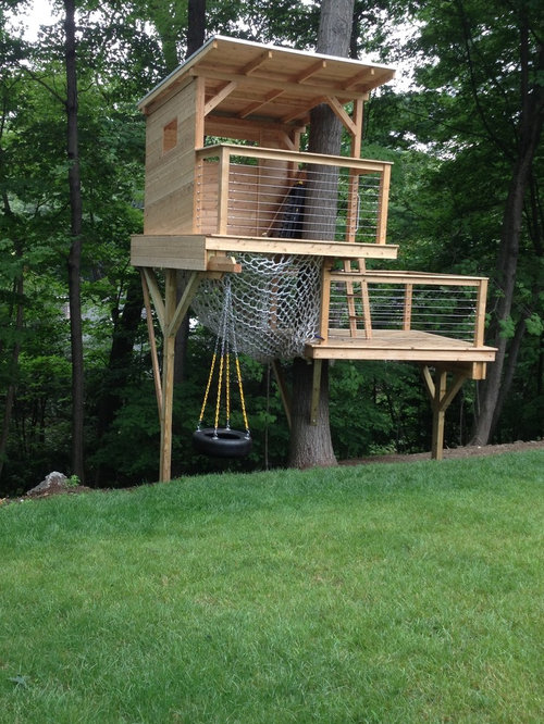 Cedar Stage Treehouse
