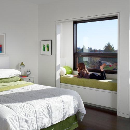 Window Seat Bed bedroom window seat | houzz