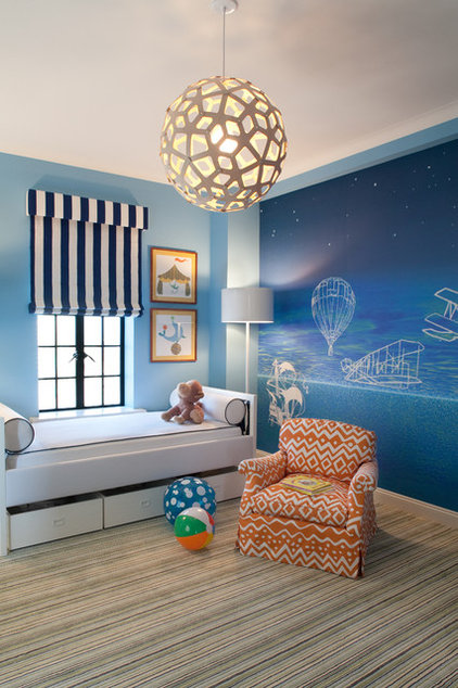 Contemporary Kids by David Scott Interiors