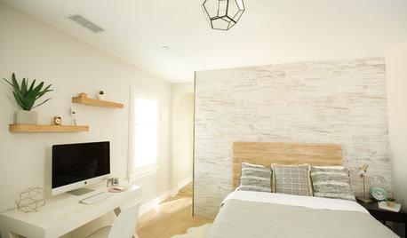 Atrévete con el color 'beige' para decorar un dormitorio juvenil