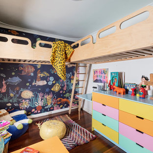 This is an example of a contemporary kids' room in Perth.