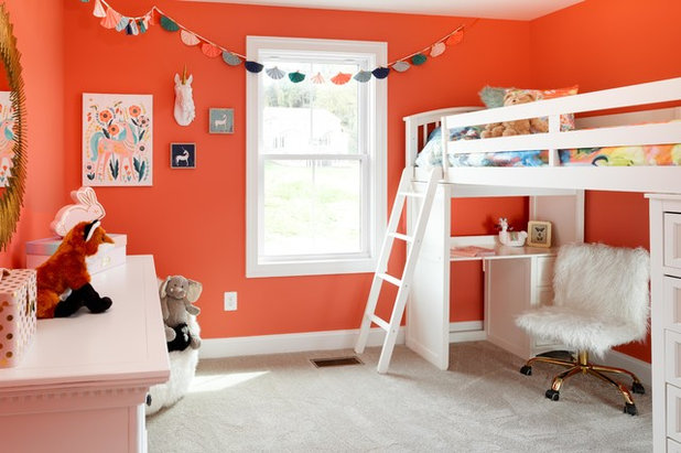 Houzz & Kids\u0027 Room Colors and How They Can Affect Behavior