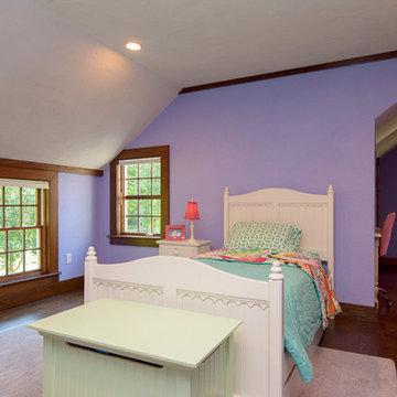 Charming Historic Home  Renovation