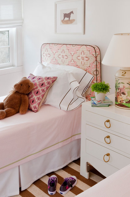 Traditional Kids by Laura Wilmerding Interiors
