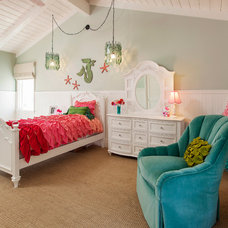 Beach Style Kids by James Glover Residential & Interior Design