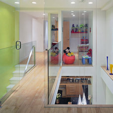 Contemporary Kids by Chelsea Atelier Architect, PC