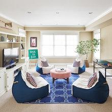 Teen lounge room