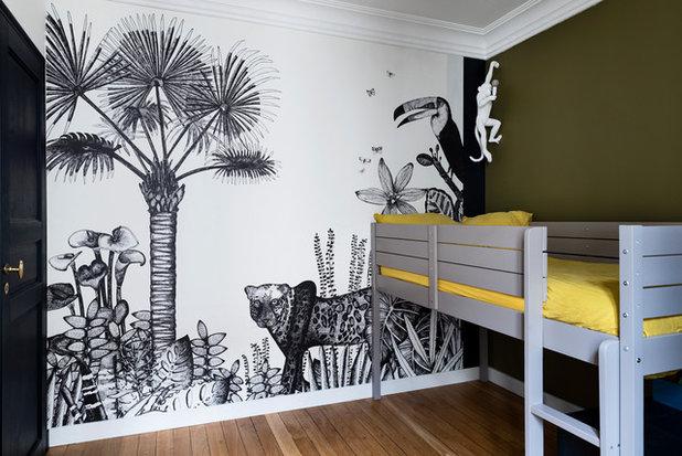 Contemporain Chambre d'Enfant by LD&CO.Paris
