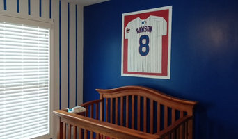 Chicago Cubs Themed Nursery