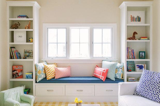 Klassisch modern Kinderzimmer by Lauren Nelson Design