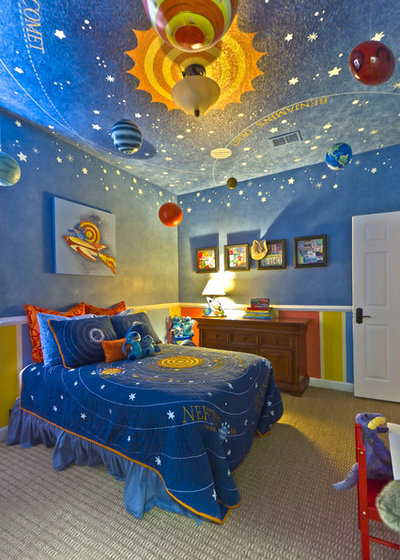 Contemporary Kids by Space Coast Construction
