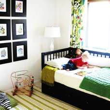 eclectic kids by Lauren Liess Interiors
