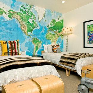 Children's Bedroom at Teton Pines - Grace Home Design