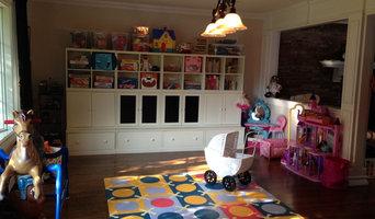 Children's Playroom - After