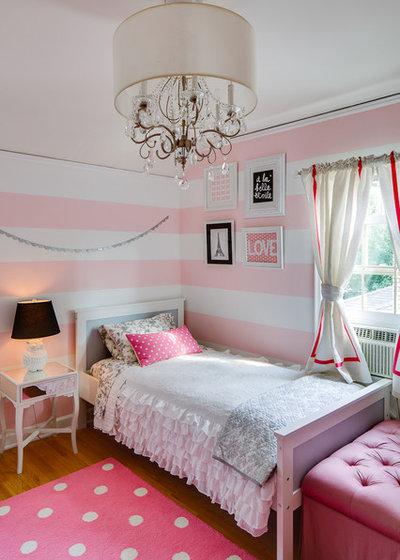 Klassisch Modern Kinderzimmer By Dezaar Interiors