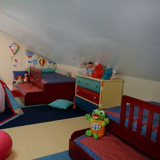Kids' room - transitional kids' room idea in Orange County