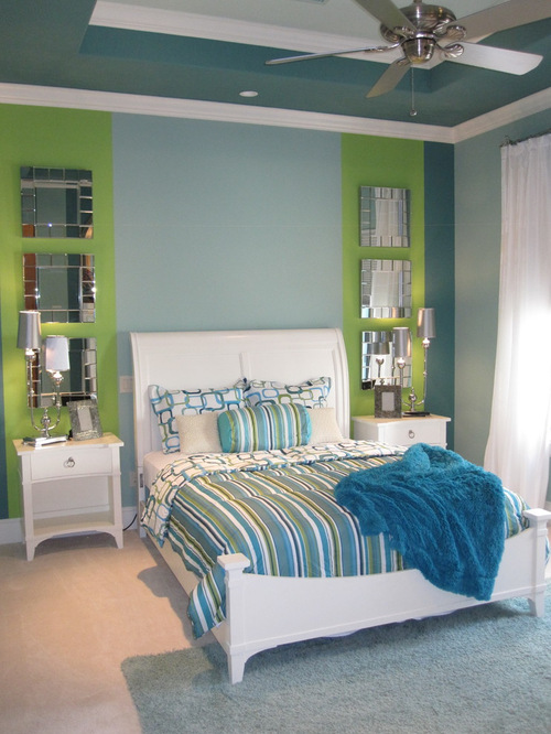 saveemail the design firm - Funky Bedroom Design