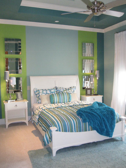 Fabulous Best Funky Bedroom Designs Design Ideas Remodel Pictures Houzz Largest Home Design Picture Inspirations Pitcheantrous