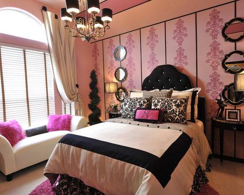 Funky bedroom designs home design ideas pictures remodel for Funky bedroom designs