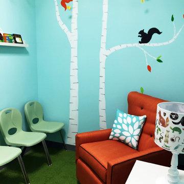 Children's Waiting Room, Commercial Design at Princeton University