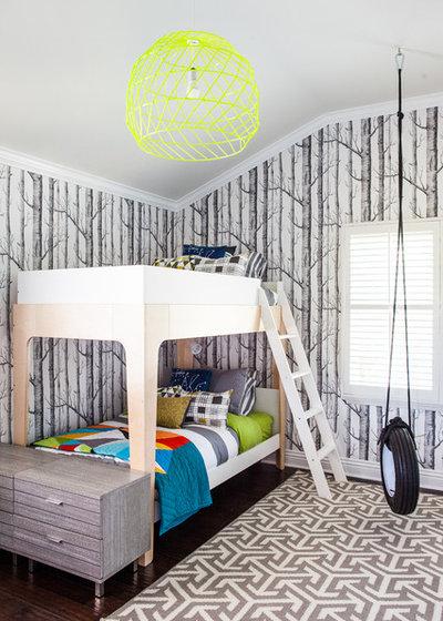 Contemporary Barnrum Childrens Room