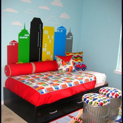 modern kids by Modern Nest Interiors