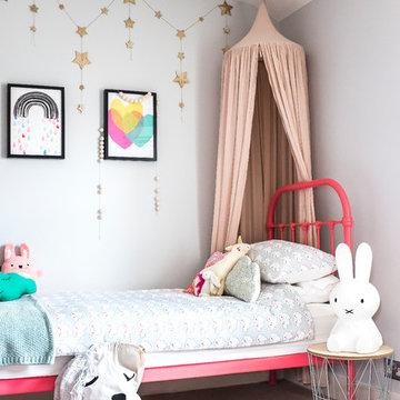 Clare Elise Interiors - Sadie's Room Project