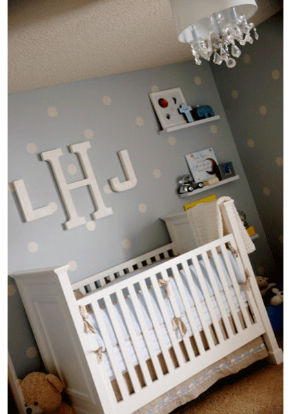 Traditional Kids by Bria Hammel Interiors